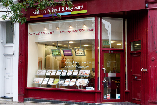 KFH Islington Estate Agents
