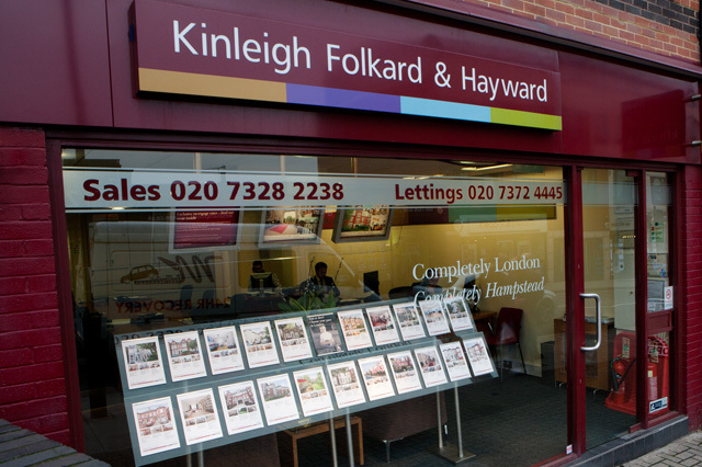 KFH West Hampstead Estate Agents